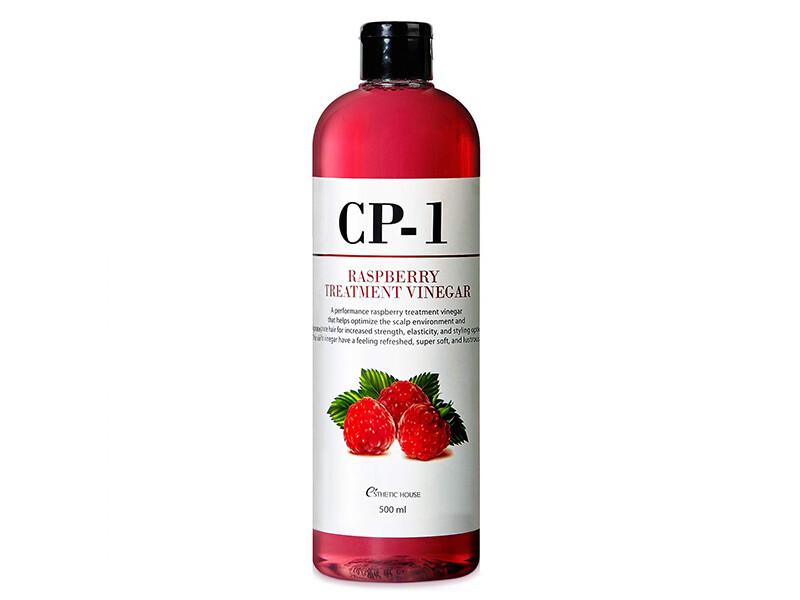 Малиновый ополаскиватель для волос на основе уксуса CP-1 Raspberry Treatment Vinegar, 500 мл
