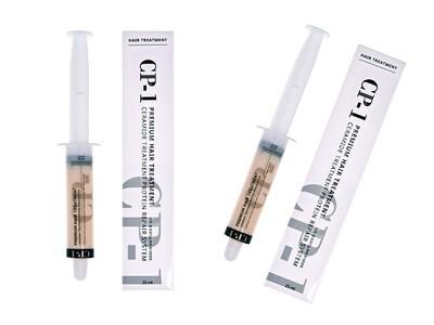 Протеиновая маска для лечения повреждённых волос CP-1 Premium Hair Treatment , 25 мл
