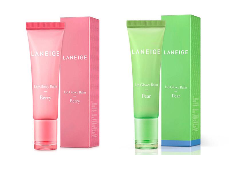 Питательный бальзам для губ Laneige Lip Glowy Balm, 10 мл