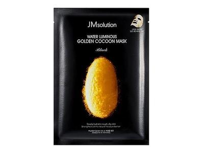 Тканевая лифтинг-маска с золотым коконом JMsolution Water Luminous Golden Cocoon Mask, 30 мл