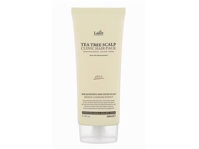 Маска-пилинг для волос и кожи головы Lador Tea Tree Scalp Hair Pack, 200 мл