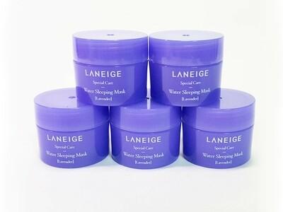 Ночная маска Laneige Water Sleeping Mask Lavender, 15 мл