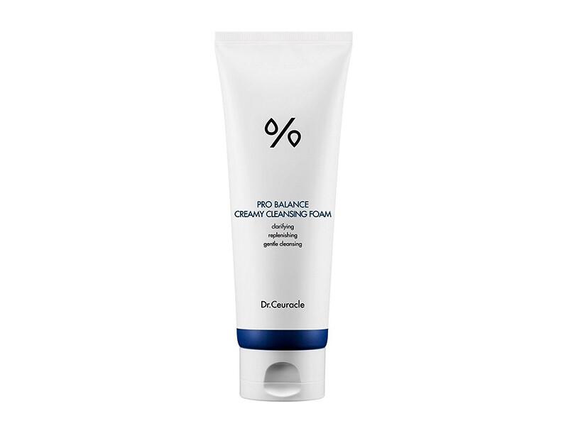 Пенка для умывания с пробиотиками Dr.Ceuracle Pro Balance Creamy Cleansing Foam, 150 мл