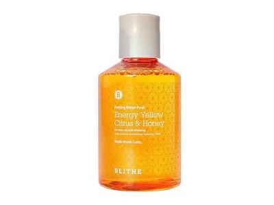 Витаминная сплэш-маска для сияния кожи Blithe Energy Yellow Citrus&Honey Splash Mask, 150 мл