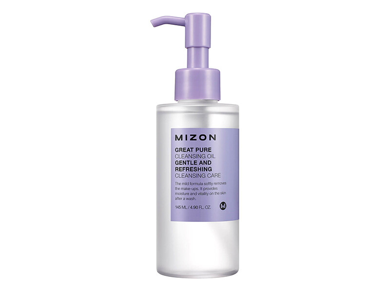 Гидрофильное масло Mizon Great Pure Cleansing Oil, 145 ml