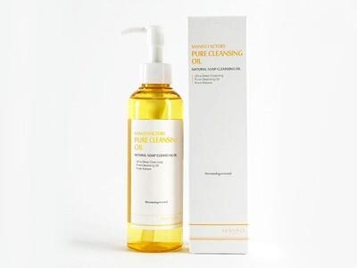 Гидрофильное масло MANYO Pure Cleansing Oil, 200 ml