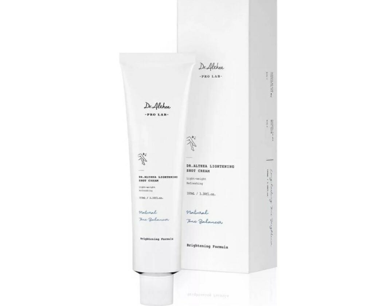 Увлажняющий осветляющий крем Dr.Althea Pro Lab Lightening Shot Cream, 100 мл.