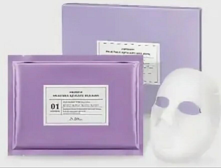 Увлажняющая шёлковая премиум-маска со скваланом Dr.Althea Premium Squalane Silk Mask, 28 гр.