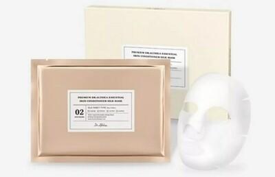 Ультратонкая шёлковая маска с гамамелисом Dr.Althea Premium Essential Skin Conditioner Silk Mask, 28 гр.