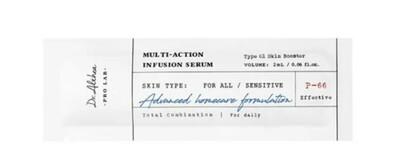 Многофункциональная пептидная сыворотка Dr.Althea Multi-Action Infusion Serum, 2 мл.