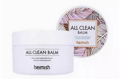 Гидрофильный бальзам для глубокого очищения кожи Heimish All Clean Balm, 50 мл