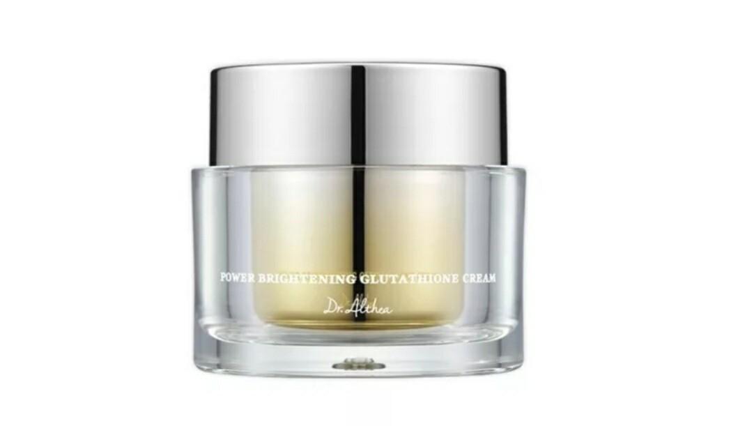 Антиоксидантный осветляющий крем с глутатионом Dr.Althea Power Brightening Glutathione Cream, 50 мл.