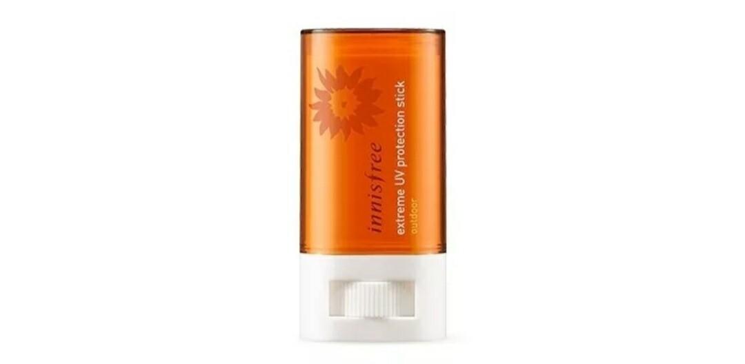 Солнцезащитный стик Innisfree Extreme UV Protection Stick Outdoor, 19 гр.