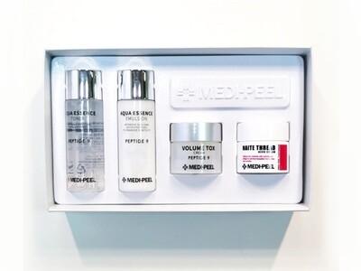 Набор омолаживающих средств MEDI-PEEL Peptide 9 Skincare Trial Kit (4 средства)