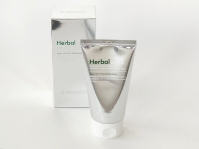 Маска-пилинг очищающая с детокс-эффектом MEDI-PEEL Herbal Peel Tox Wash Off Type Cream Mask, 120 гр