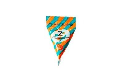 Оздоравливающая ночная маска с тыквой May Island 7 Days Secret Healing Pumpkin Sleeping Pack, 5 гр.