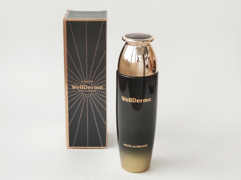 Восстанавливающая эмульсия Wellderma Revital Ge Emulsion, 150 мл.