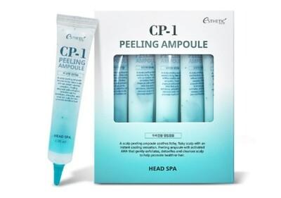 Пилинг-сыворотка для кожи головы Esthetic House CP-1 Peeling Ampoule, 20 мл.
