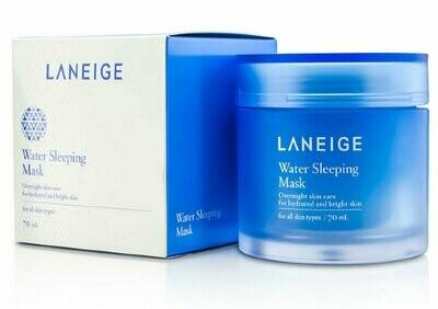 Ночная маска для глубокого увлажнения кожи Laneige Water Sleeping Mask, 70 мл