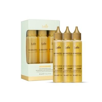 Пептидная ампула против выпадения волос LADOR Dermatical Active Ampoule, 30 мл