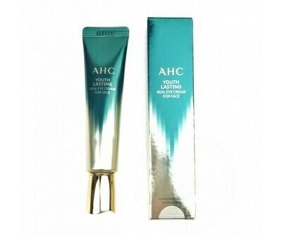 Крем омолаживающий для век с коллагеновым комплексом и пептидами AHC Youth Lasting Real Eye Cream, 30 мл