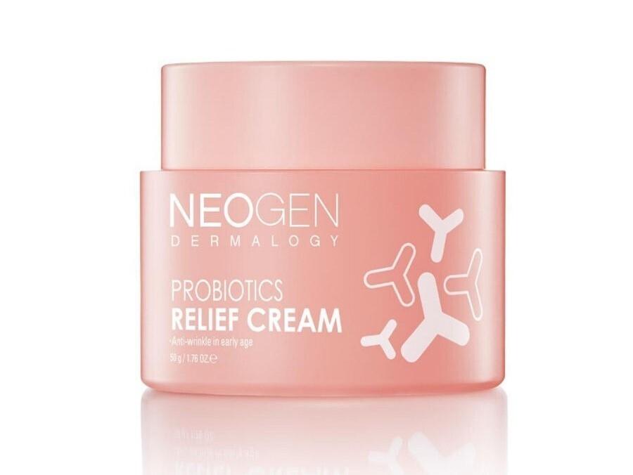 Укрепляющий крем с пробиотиками Neogen Dermalogy Probiotics Relief Cream, 50 мл