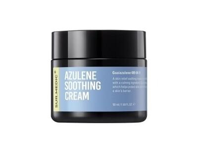 Успокаивающий крем с азуленом SUR.MEDIC+ Azulene Soothing Cream, 50 мл