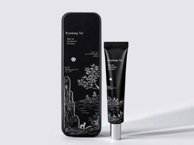 Омолаживающий крем для век Pyunkang Yul Black Tea Time Reverse Eye Cream, 25 мл