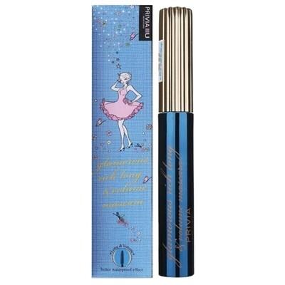 Тушь для длины и объема ресниц Privia Glamorous Longlash and Volume Mascara, 7 мл