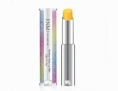 Оттеночный бальзам для губ с медом YNM You Need Me Rainbow Honey Lip Balm, 3,2 гр