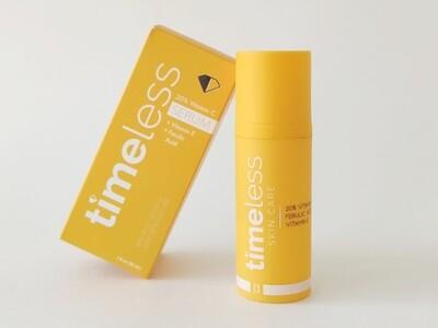 Сыворотка с витамином С  TimeLess 20% Vitamin C Serum, 30 мл