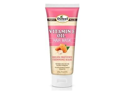 Премиальная маска для волос с витамином Е Difeel Vitamin E Oil Premium Hair Mask, 236 мл