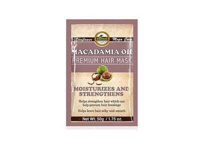Премиальная маска для волос с маслом макадамии Difeel Macadamia Premium Hair Mask, 50 мл