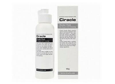 Энзимная пудра Ciracle Powder Wash for Deep Soft Cleansing, 60 гр