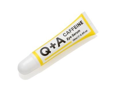 Сыворотка с кофеином для области вокруг глаз Q+A Caffeine Eye Serum, 15 мл