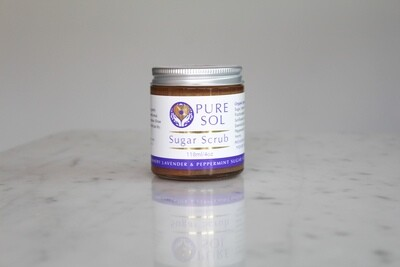 Shimmery Sugar Scrub - 118ml/4oz