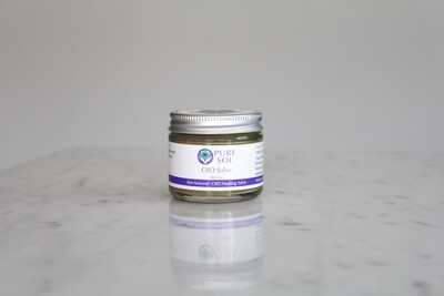 Zen-Sational CBD Salve - 59ml/2oz