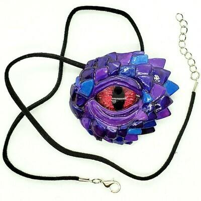Royal Purple Dragon Eye