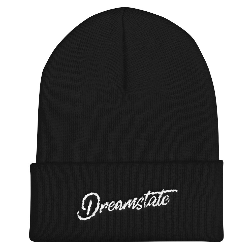 Dreamstate - (Embroidered) Cuffed Beanie