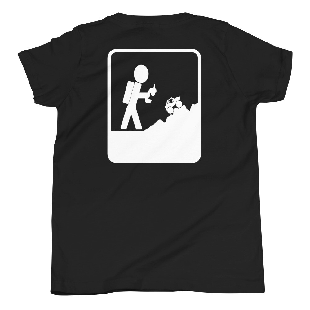 Boys T-Shirt back print
