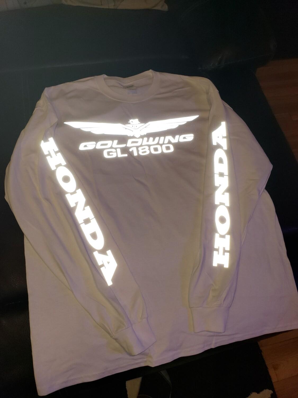 Goldwing reflective logo long sleeve