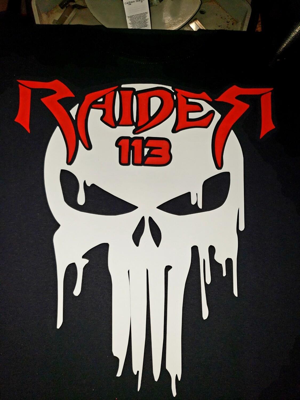 Raider 113 shirt