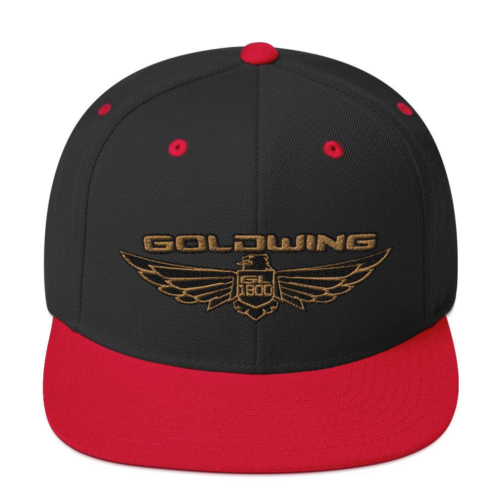 Goldwing Snapback Hat