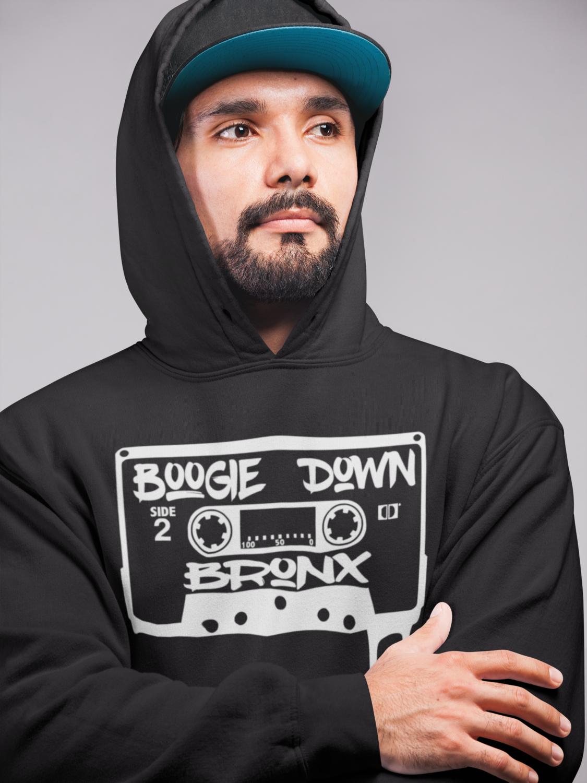 Boogie Down Bronx Hoodie