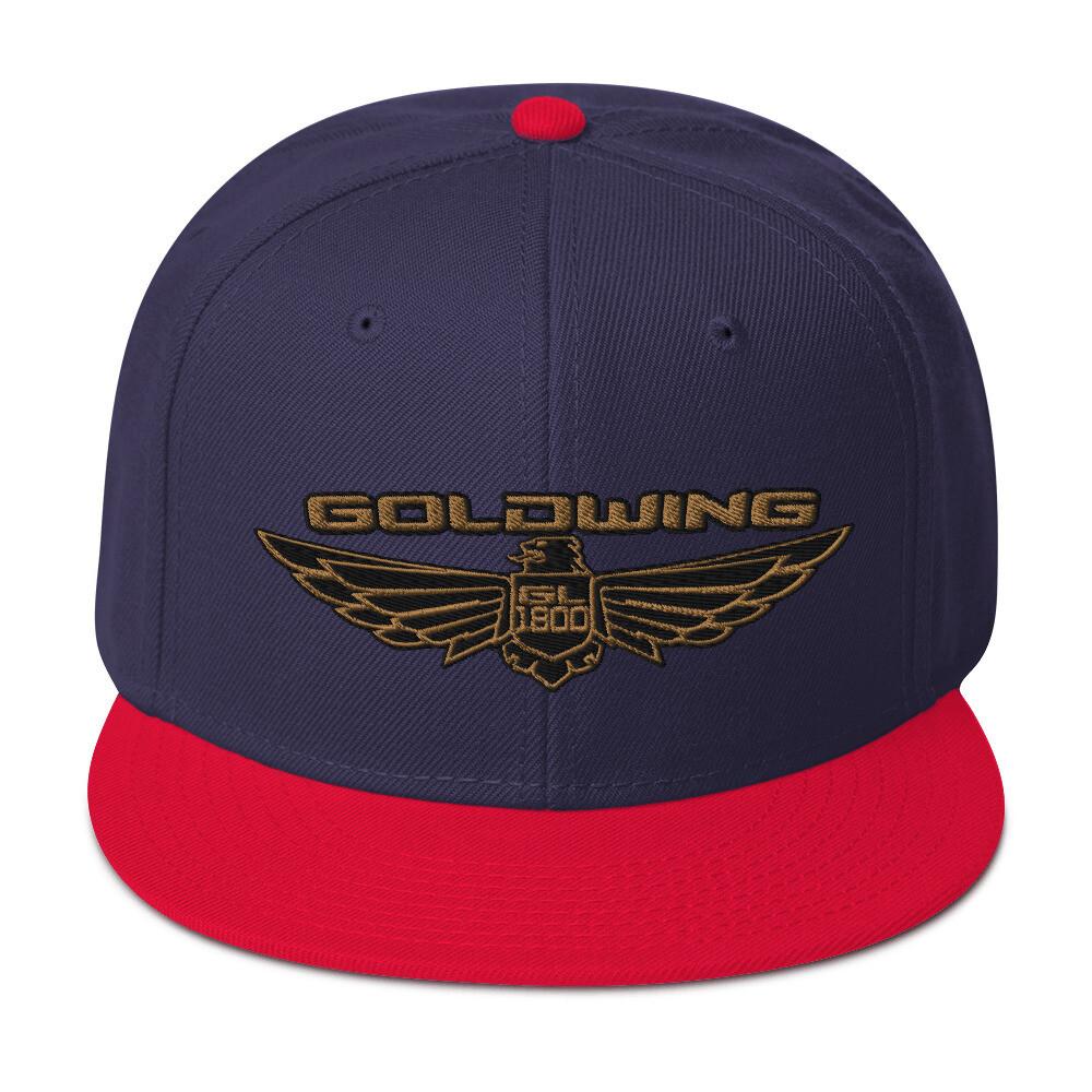 Goldwing Otto Snapback Hat