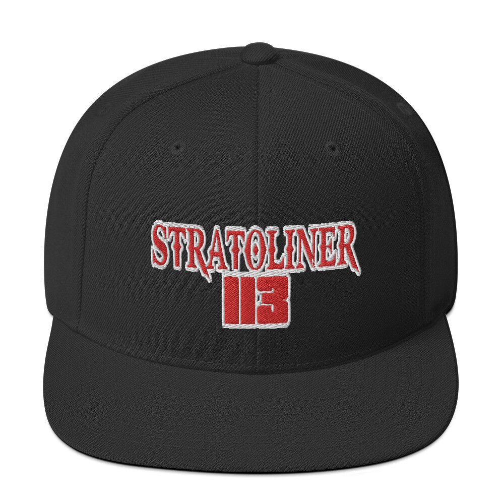 Stratoliner Snapback Hat