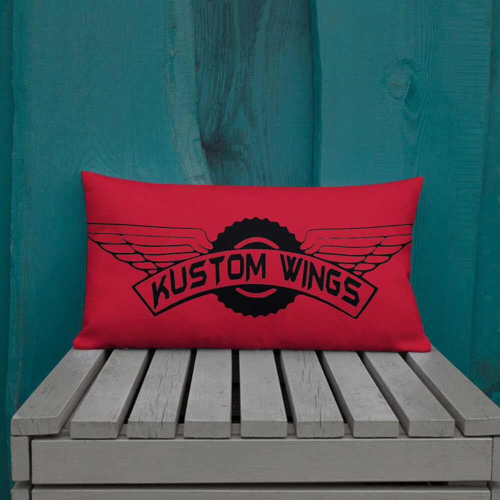 Kustom wings Premium Pillow