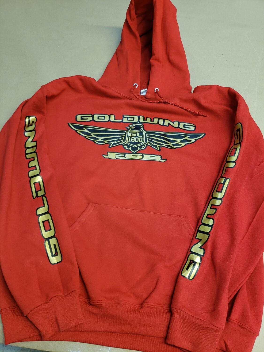 New Goldwing eagle hoodie or short sleeve