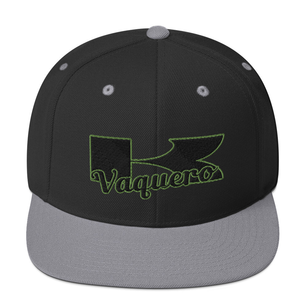 Kawasaki Vaquero Snapback Hat