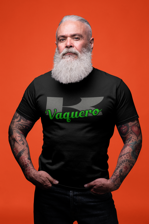 Kawasaki Vaquero T-Shirt (Green Version)